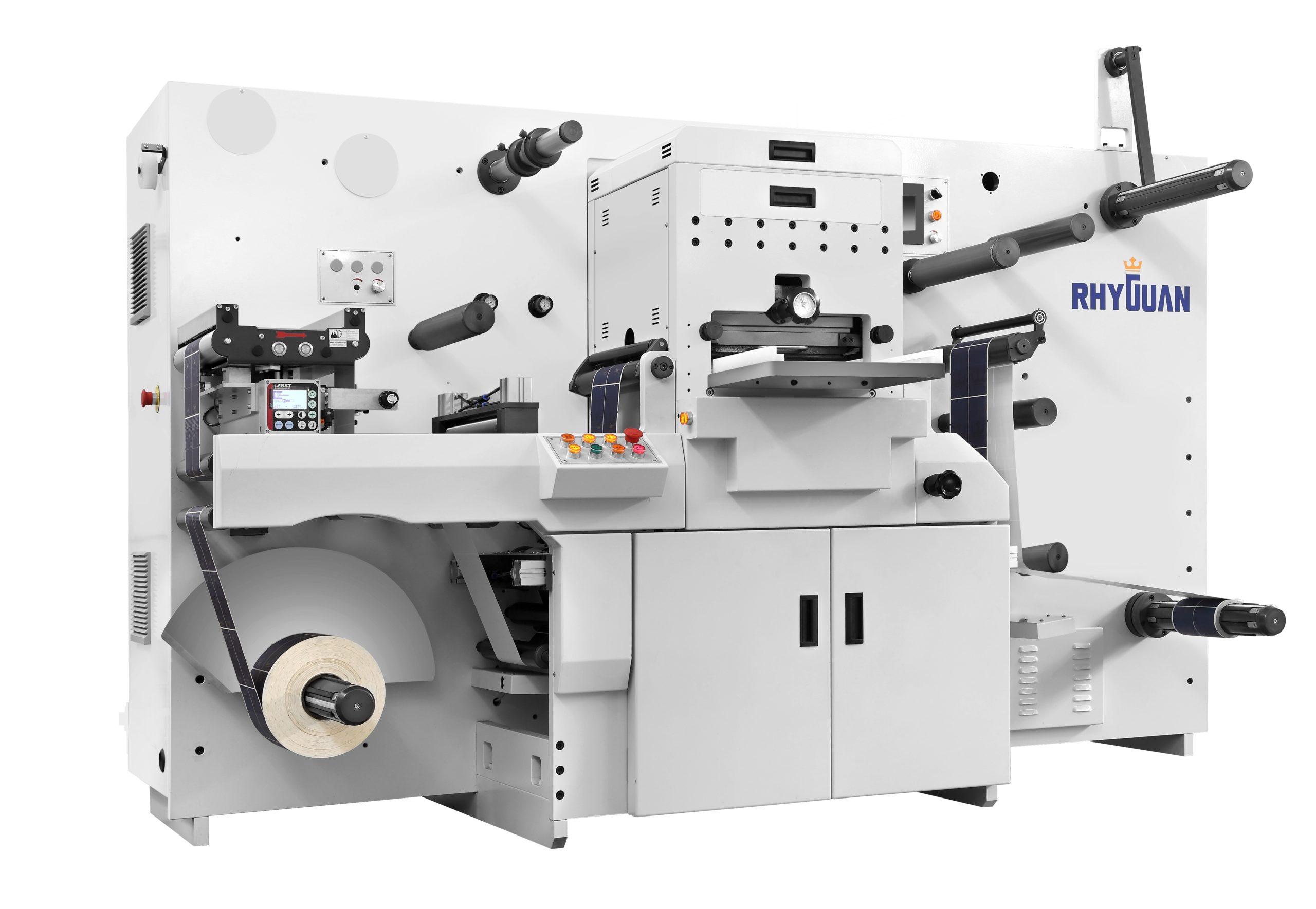 flatbed, die-cutting machine kiss330sd